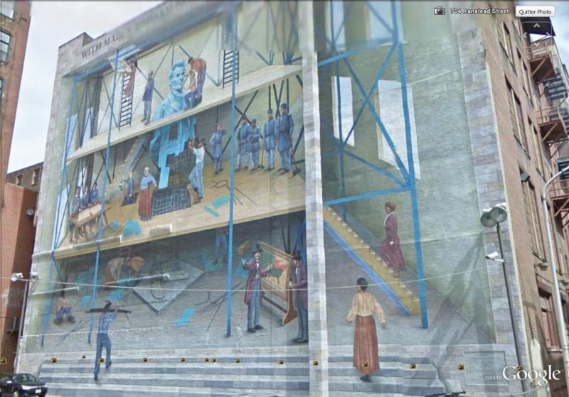 STREETVIEW : les fresques murales de Philadelphie  - Page 4 A_peop11