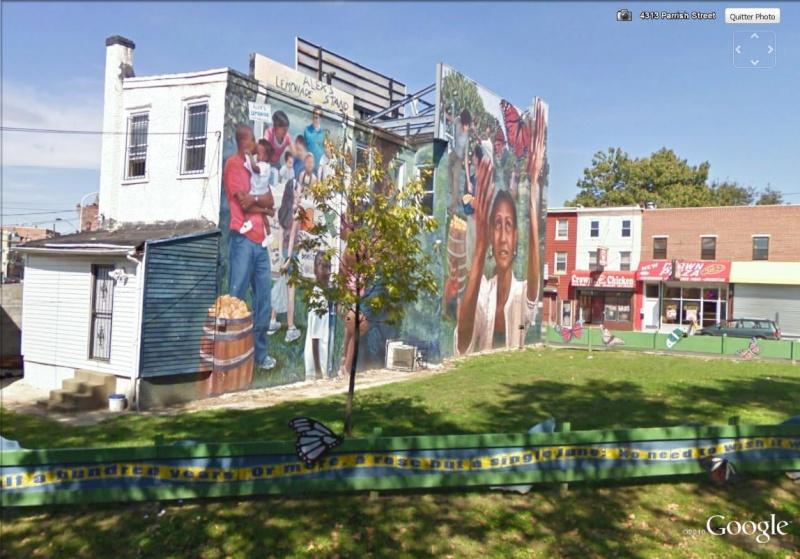 STREETVIEW : les fresques murales de Philadelphie  - Page 4 Alex10