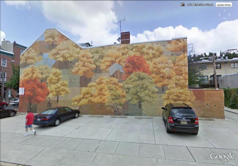 STREETVIEW : les fresques murales de Philadelphie  - Page 4 Autumn11