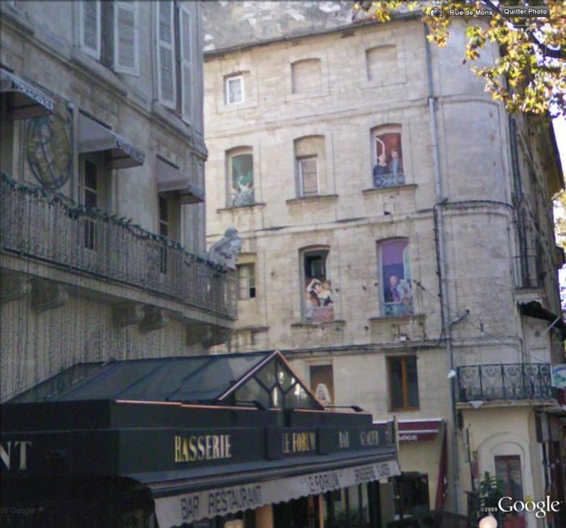 STREET VIEW : les fresques murales en France - Page 3 Avigno10