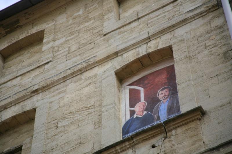 STREET VIEW : les fresques murales en France - Page 3 Avigno12