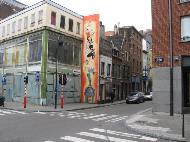 Les parcours BD de Bruxelles, Laeken et Anvers - Page 2 B_et_b10