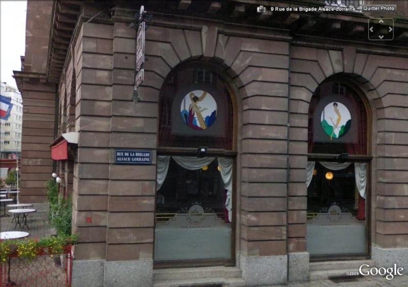 STREET VIEW : bistrots et  bars Basser10