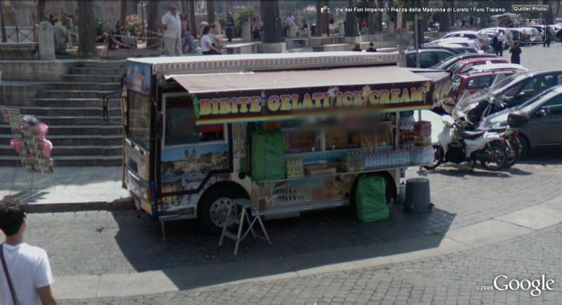 STREET VIEW : Bibite, Rome, Italie Bibite10