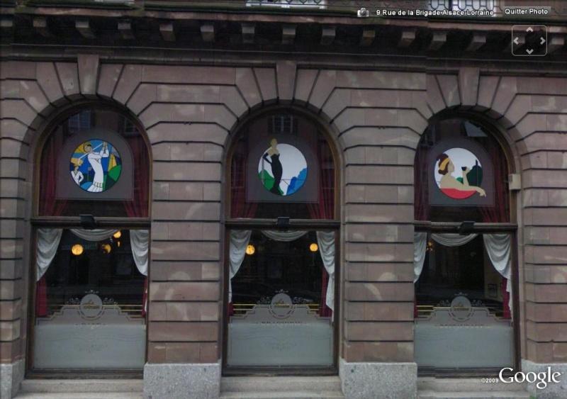 STREET VIEW : bistrots et  bars Brasse10