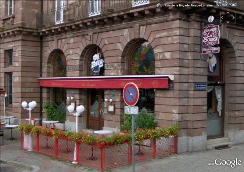 STREET VIEW : bistrots et  bars Brasse11