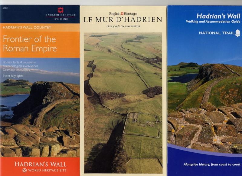 Le Mur d'Hadrien, frontière d'un empire - Page 5 Brochu10