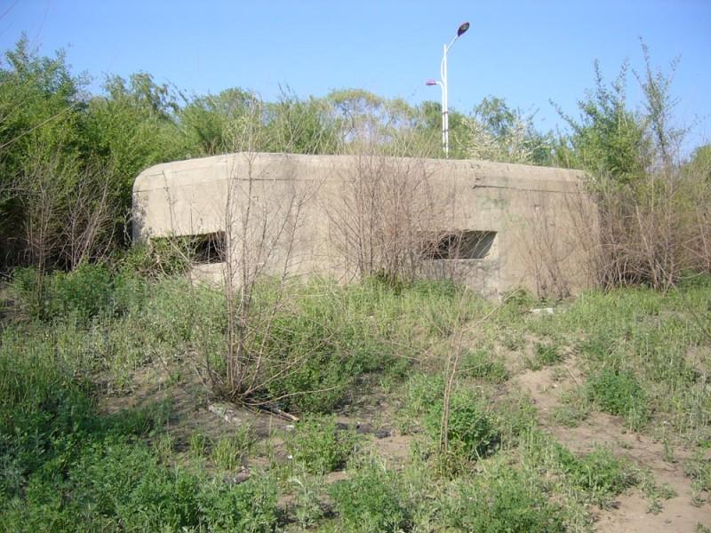 Une histoire d'Amour (le fleuve) Bunker10