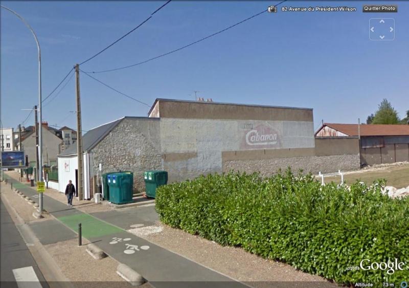 STREET VIEW : Vieilles publicités murales - Page 3 Cabano10