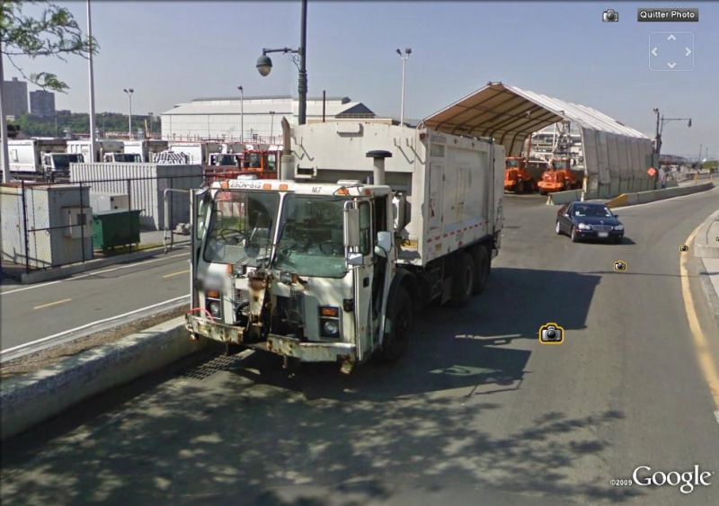 STREET VIEW : Les camions-poubelles, sujet glamour ! Camion10
