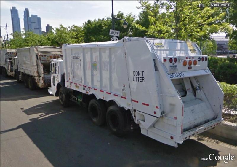 STREET VIEW : Les camions-poubelles, sujet glamour ! Camion16