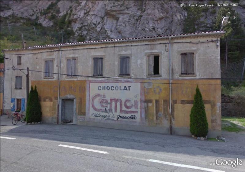 STREET VIEW : Vieilles publicités murales Camoi10