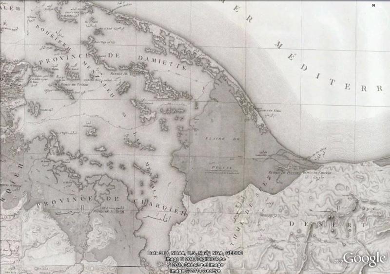 La magie des cartes historiques de Rumsey  - Page 2 Canal110