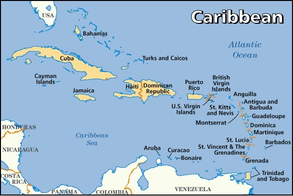 Un regard sur TSGE (anciennement le Blog) - Page 3 Caribb10