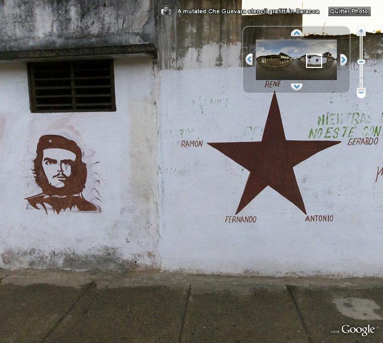 Cuba : viva la revolución Cha10
