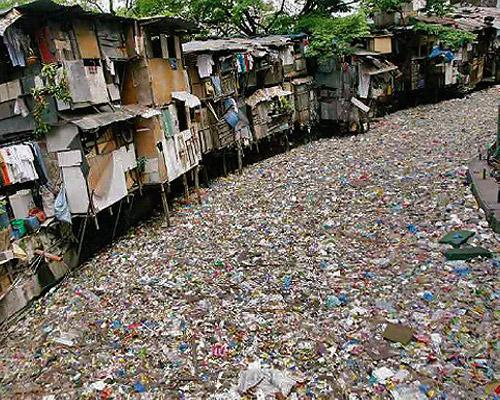 Le fleuve Citarum (Indonésie), le plus pollué du monde Citaru12