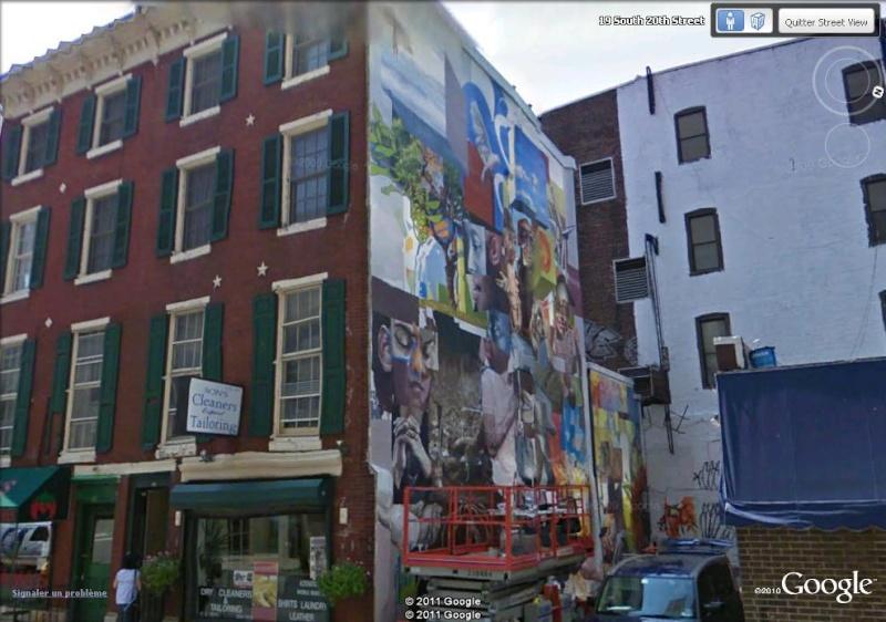 STREETVIEW : les fresques murales de Philadelphie  - Page 5 Civic10