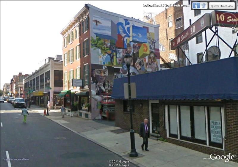 STREETVIEW : les fresques murales de Philadelphie  - Page 5 Civic_10