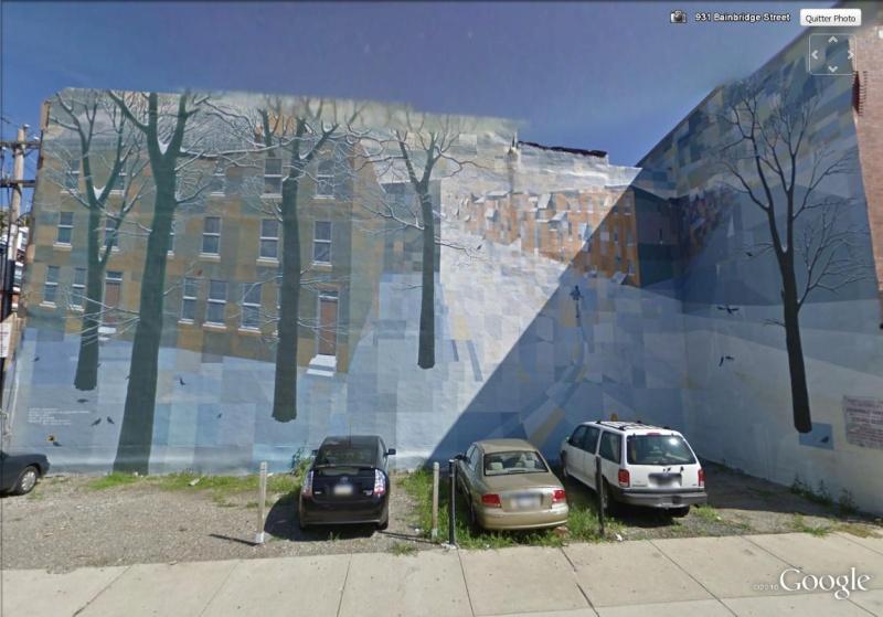 STREETVIEW : les fresques murales de Philadelphie  - Page 4 Crysta10