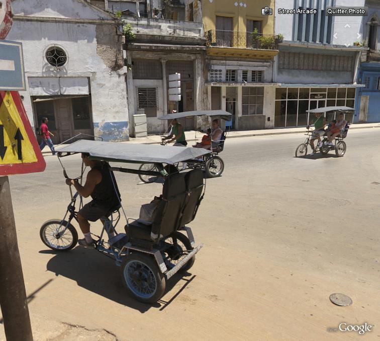 cuba - Cuba : viva la revolución Cyclo-10