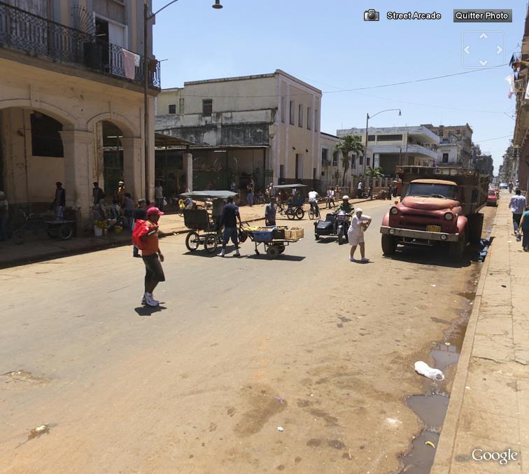 cuba - Cuba : viva la revolución Cyclo-11