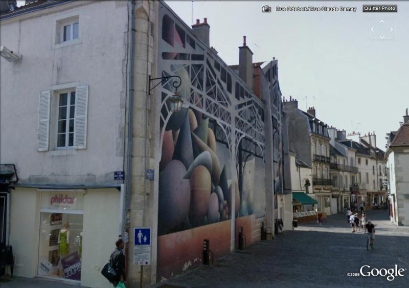 STREET VIEW : les fresques murales en France - Page 6 Dijon10