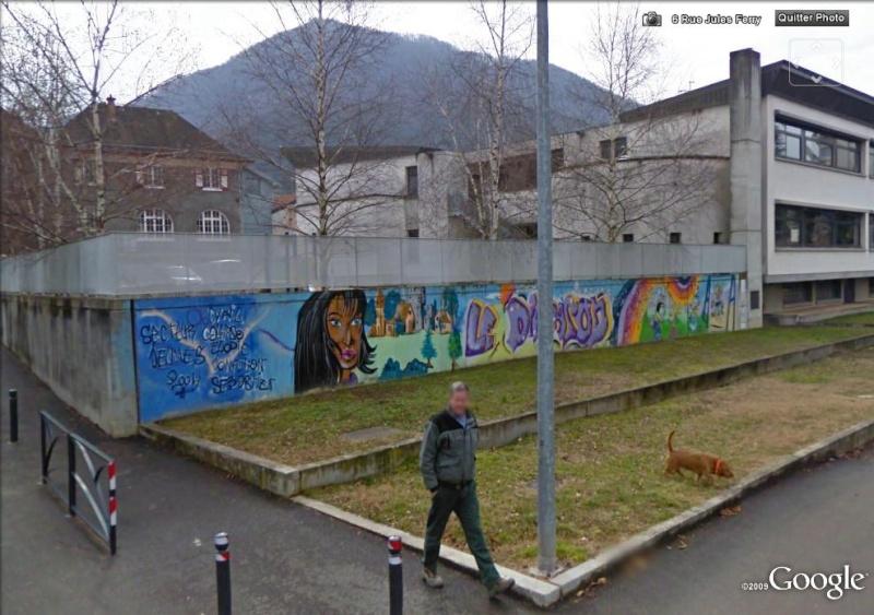 STREET VIEW : les fresques murales en France - Page 4 Domane10
