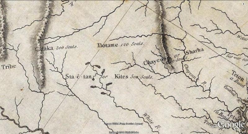 La magie des cartes historiques de Rumsey  Dotame10