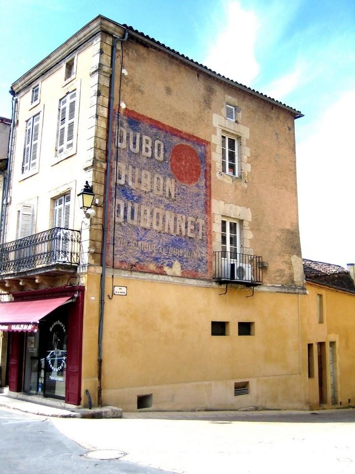 STREET VIEW : Vieilles publicités murales Dubonn10