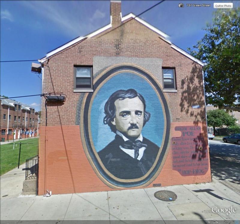 STREETVIEW : les fresques murales de Philadelphie  - Page 5 Edgar_10