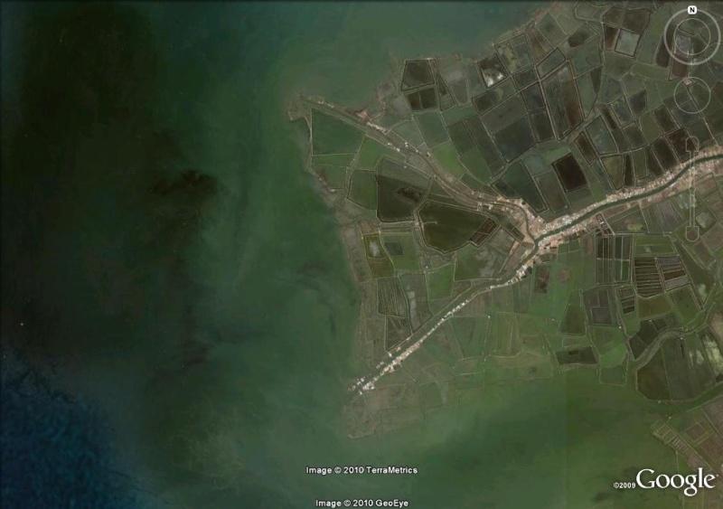 Le fleuve Citarum (Indonésie), le plus pollué du monde Embouc10