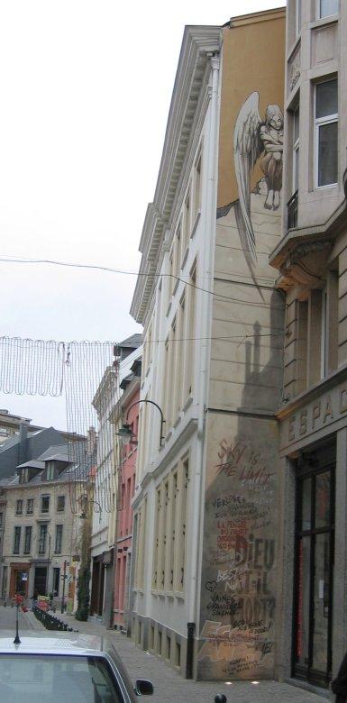 Les parcours BD de Bruxelles, Laeken et Anvers - Page 4 Engel-10