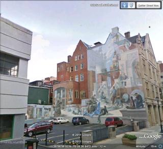 STREETVIEW : les fresques murales de Philadelphie  - Page 6 Facade10