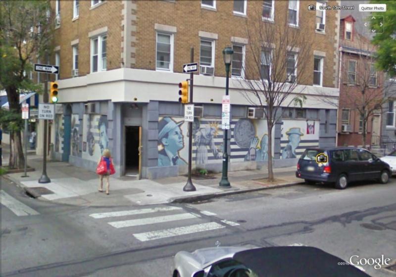STREETVIEW : les fresques murales de Philadelphie  - Page 4 Famous10