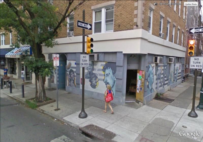 STREETVIEW : les fresques murales de Philadelphie  - Page 4 Famous11