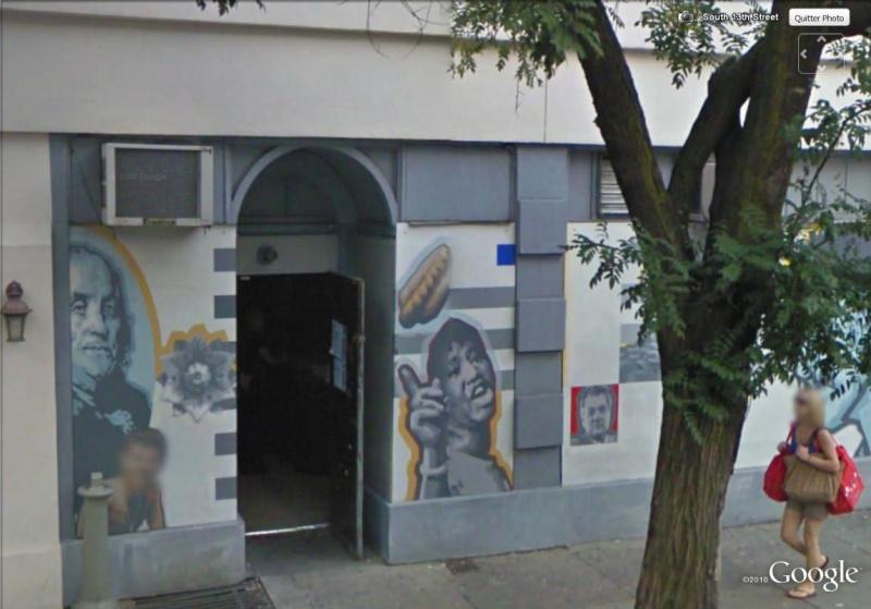 STREETVIEW : les fresques murales de Philadelphie  - Page 4 Famous12