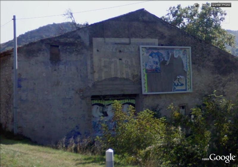 STREET VIEW : Vieilles publicités murales - Page 2 Forvil10