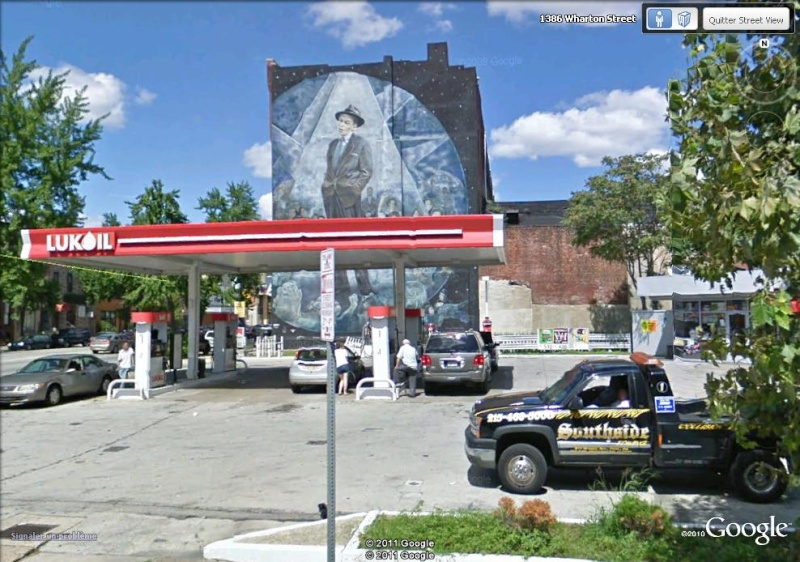 STREETVIEW : les fresques murales de Philadelphie  - Page 6 Frank_11