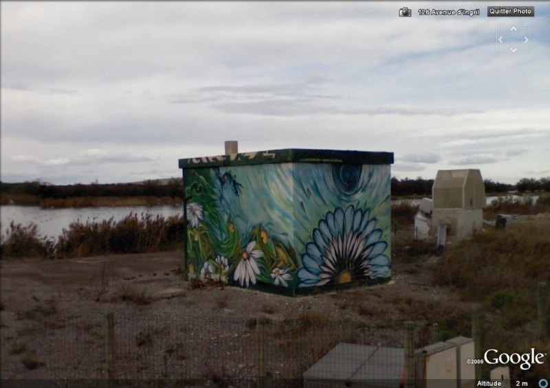 STREET VIEW : les fresques murales en France - Page 6 Fronti14