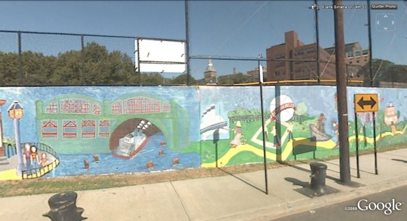 STREET VIEW : les fresques murales - MONDE (hors France) Hoboke11