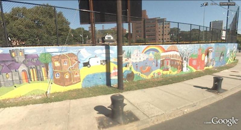 STREET VIEW : les fresques murales - MONDE (hors France) Hoboke12