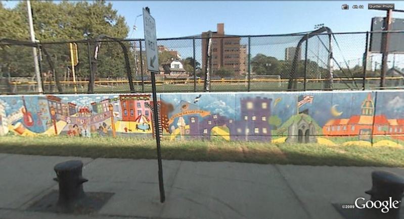 STREET VIEW : les fresques murales - MONDE (hors France) Hoboke13