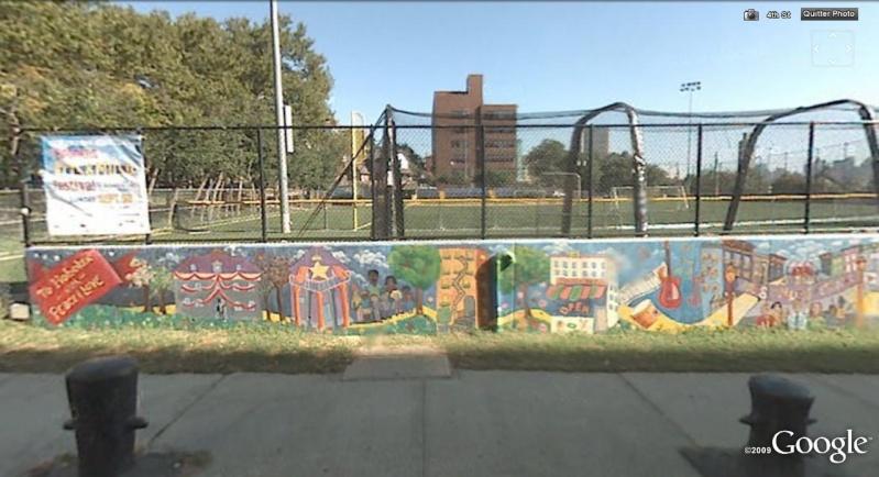 STREET VIEW : les fresques murales - MONDE (hors France) Hoboke14