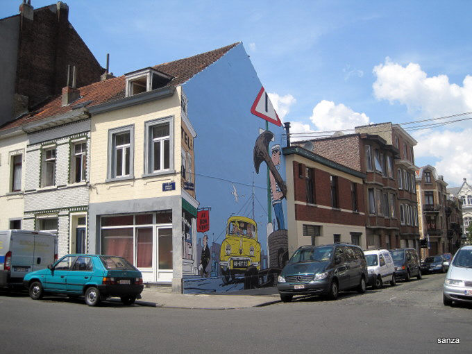 Les parcours BD de Bruxelles, Laeken et Anvers - Page 4 Jourda10
