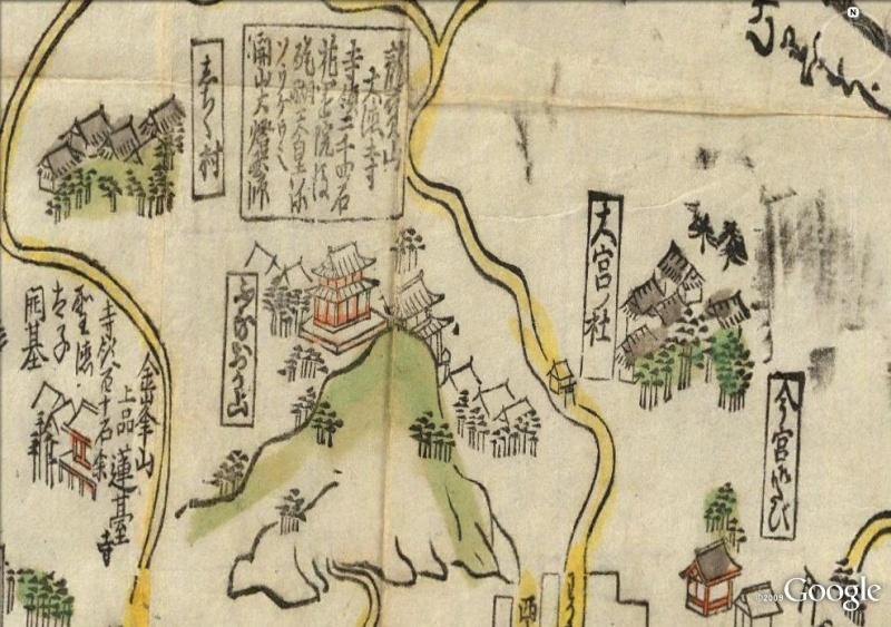 La magie des cartes historiques de Rumsey  - Page 2 Kyoto_12