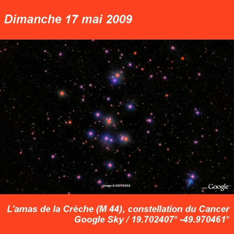 Mai 2009 (éphéméride) L_amas10