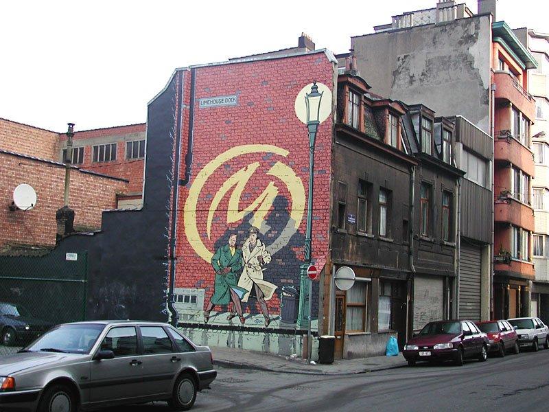 Les parcours BD de Bruxelles, Laeken et Anvers - Page 2 La_mar10