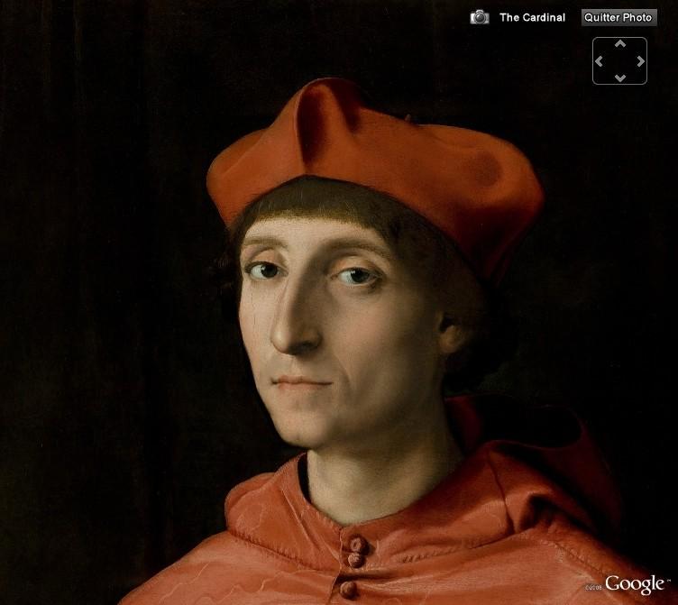 Le musée du Prado en 3D et en haute définition dans Google Earth Le_car10