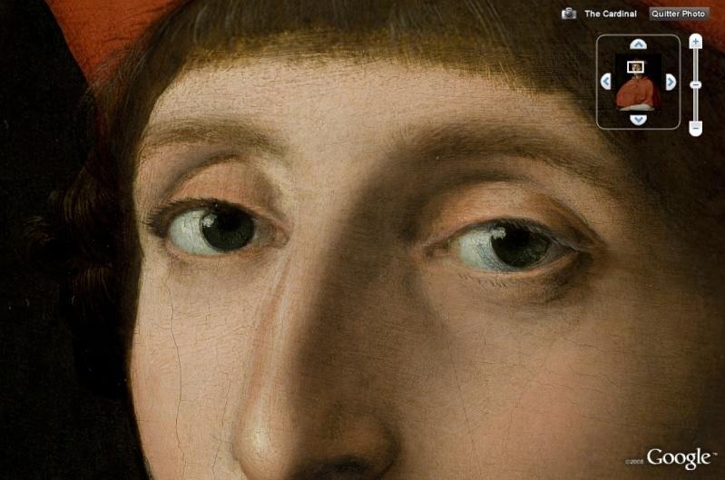 Le musée du Prado en 3D et en haute définition dans Google Earth Le_car12
