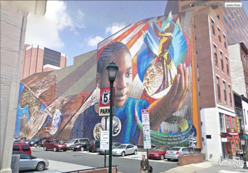 STREETVIEW : les fresques murales de Philadelphie  - Page 4 Legacy11